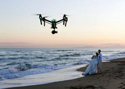 Weddingdrone Matrimonio Mare