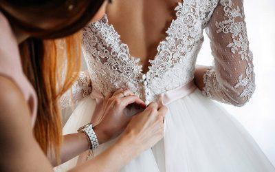 L'abito nuziale