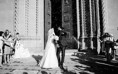 Le foto del matrimonio a Roma