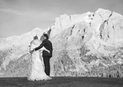 Matrimonio Montagna Alberto