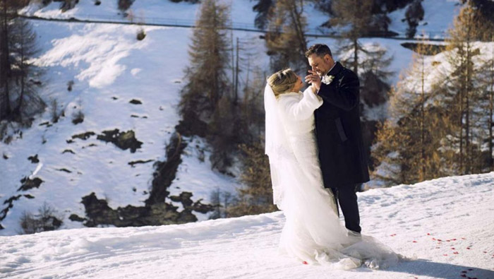 Il video del matrimonio a Sestriere