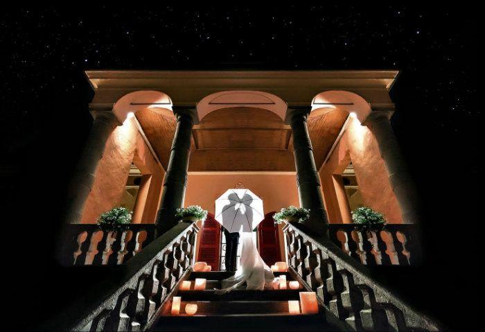 Video di nozze: cosa fare se il giorno del matrimonio piove…