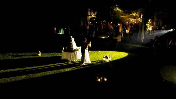 Il video del matrimonio sul Lago d'Iseo